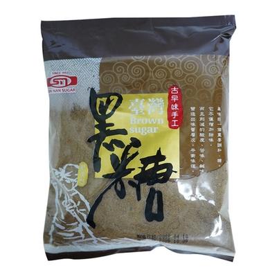 (任選)台南新南 黑砂糖-紅糖(450g)