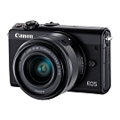 Canon EOS M100+15-45mm IS STM 變焦鏡組(公司貨)