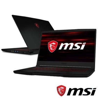 MSI微星 GF65 10SER-1014TW 特仕升級電競筆電 黑 (i7-10750H/8GB+8G/RTX2060-6G/512G SSD+1TB/W10/FHD/15.6 贈微星耳機、防毒軟體