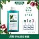 (品牌直營) KLORANE 蔻蘿蘭 涼感淨化洗髮精400ml(搭澎鬆洗髮精25mlX3) product thumbnail 2