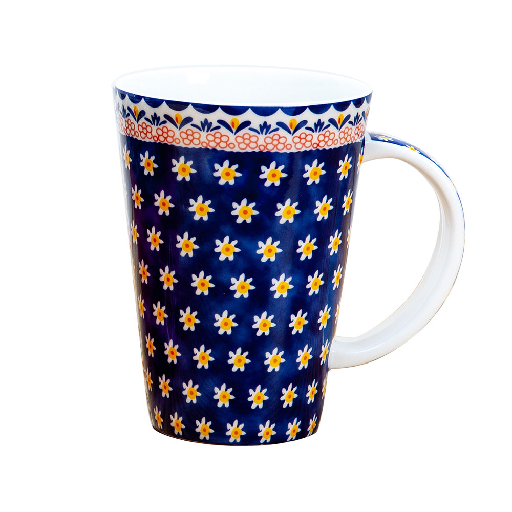 Royal Duke  骨瓷馬克杯400ml - 波藍陶