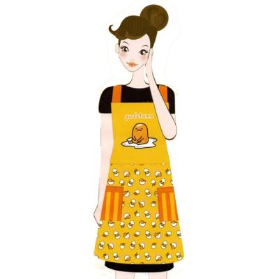 蛋黃哥/布丁狗20周年圍裙-2件組(混款銷售隨機出貨)