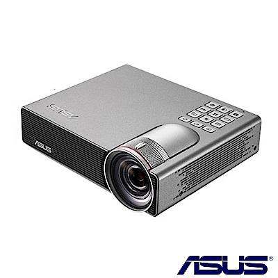 福利品-ASUS P3E 行動隨身 高亮度短焦LED 投影機(800 流明)