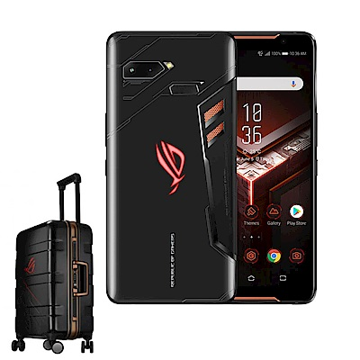 (限量同捆組) 華碩 ROG Phone ZS600KL (8G/512G) 電競旗艦手機