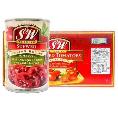 S&W 義式燉番茄(411gx8入)
