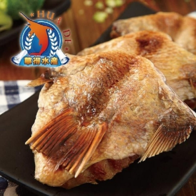 東港華得‧特級鯛魚下巴(1000g/包)(共2包)