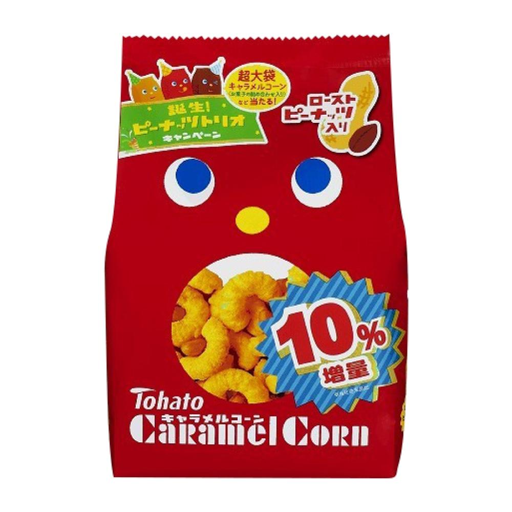 Tohato 東鳩 焦糖脆果-原味10%增量版 (88g)