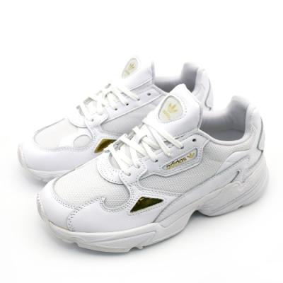 ADIDAS FALCON W 白 女休閒鞋