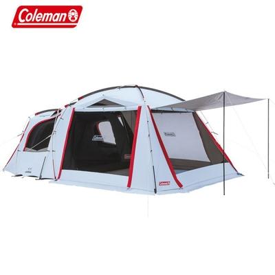 COLEMAN TOUGH SCREEN 2-ROOM+ 露營帳篷 一房一廳帳-CM-33134M000