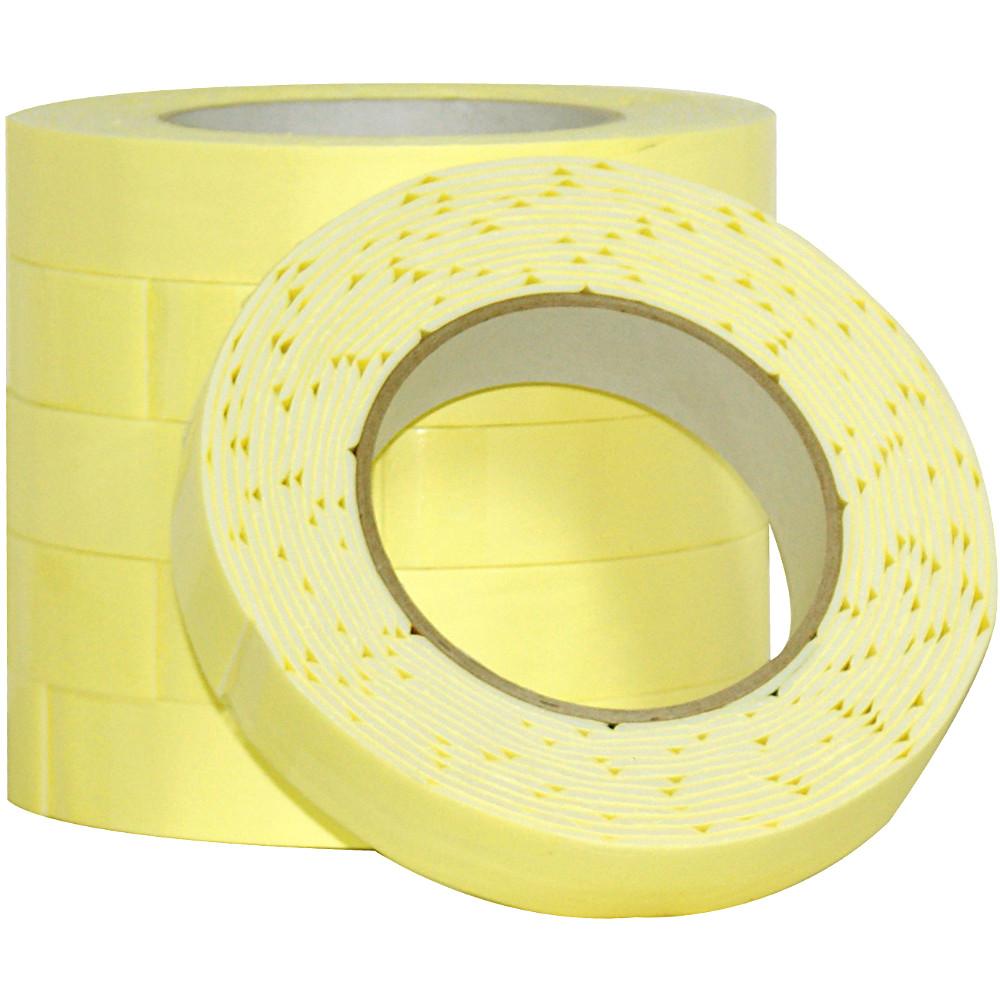 超強黏度 泡棉雙面膠帶 24mm x 5Y(4.5M) 240入/箱