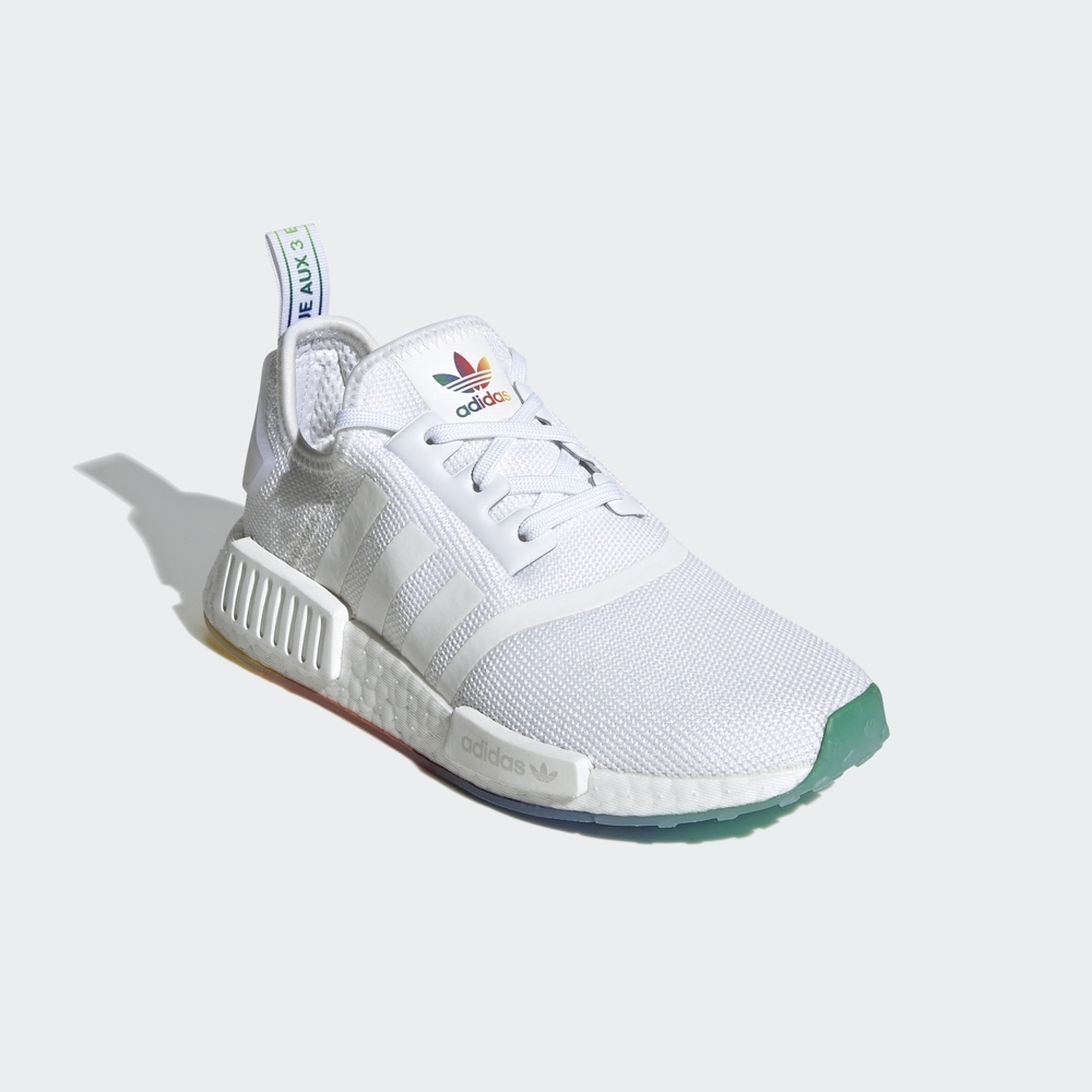 adidas NMD_R1 經典鞋 男童/女童 EH0755