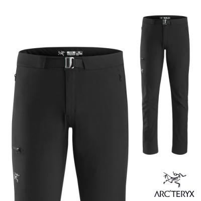 Arcteryx 始祖鳥 男 Gamma LT 軟殼長褲 黑