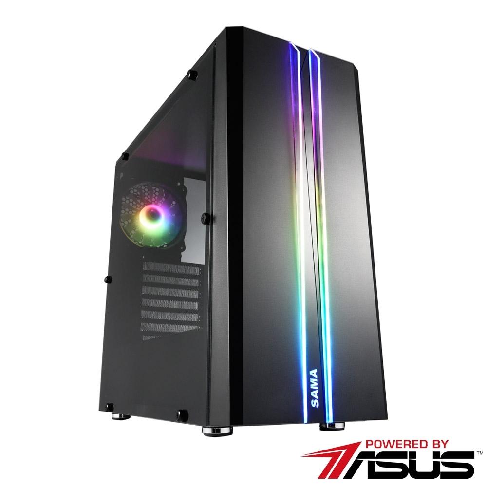 華碩平台[俠盜炎神]i9-9900KF/32G/自選/GTX1660Ti