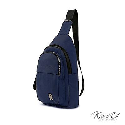 Kiiwi O! 實用機能系列單肩包 ROY 藍