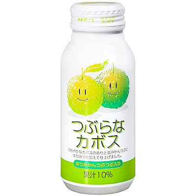 JA Foods 柑橘果粒果汁飲料(190g)