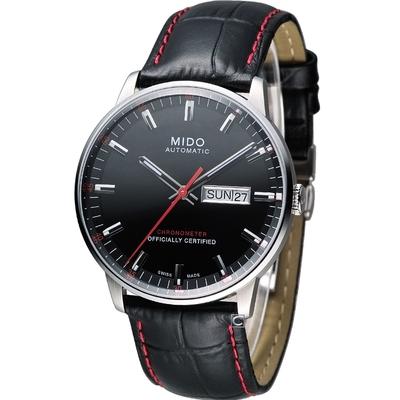MIDO 美度 Commander 指揮官系列機械錶(M0214311605100)