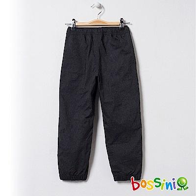 bossini童-彈性輕便保暖褲02霧灰
