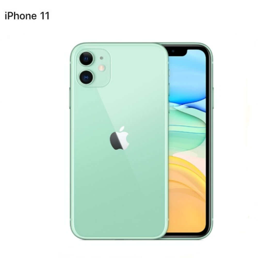 Apple iPhone 11 128G 6.1吋 2020 智慧型手機 product image 1