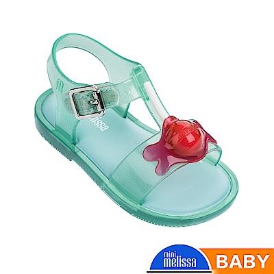 Melissa 融化棒棒糖造型涼鞋-寶寶款-綠