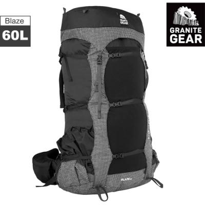 Granite Gear Blaze 60 登山健行背包 / 黑 / 黑格