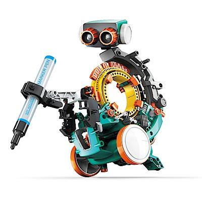ProsKit 寶工科學玩具 GE-895 5合1機械編程機械人