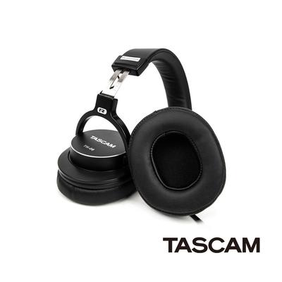 【日本TASCAM】 耳罩式 TH-06 監聽耳機