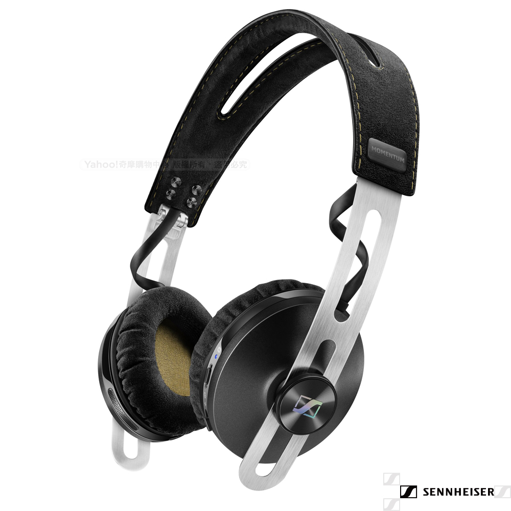 SENNHEISER MOMENTUM On-Ear Wireless 耳罩式藍牙耳機