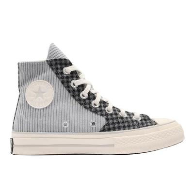 CONVERSE CHUCK 70 HI 高筒 休閒鞋 男鞋 女鞋 拼接 灰黑色-172496C