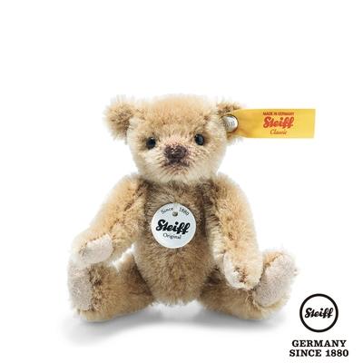 STEIFF德國金耳釦泰迪熊   Mini Teddy Bear 經典泰迪熊  (收藏版)
