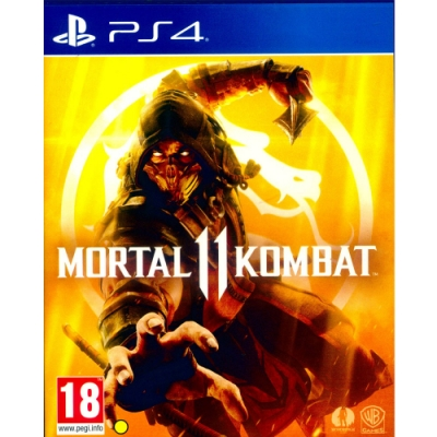 真人快打 11 Mortal Kombat 11 - PS4 英文歐版