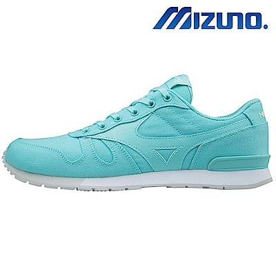 MIZUNO 美津濃 GL87 女休閒慢跑鞋 藍 D1GA180224