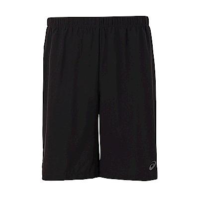 ASICS 男2-N-1短褲 2011A627-003