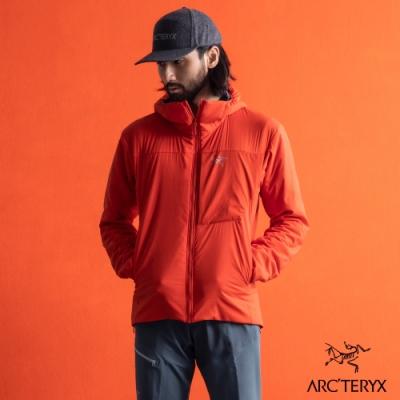 Arcteryx 始祖鳥 男 Proton LT化纖保暖外套 森巴橘