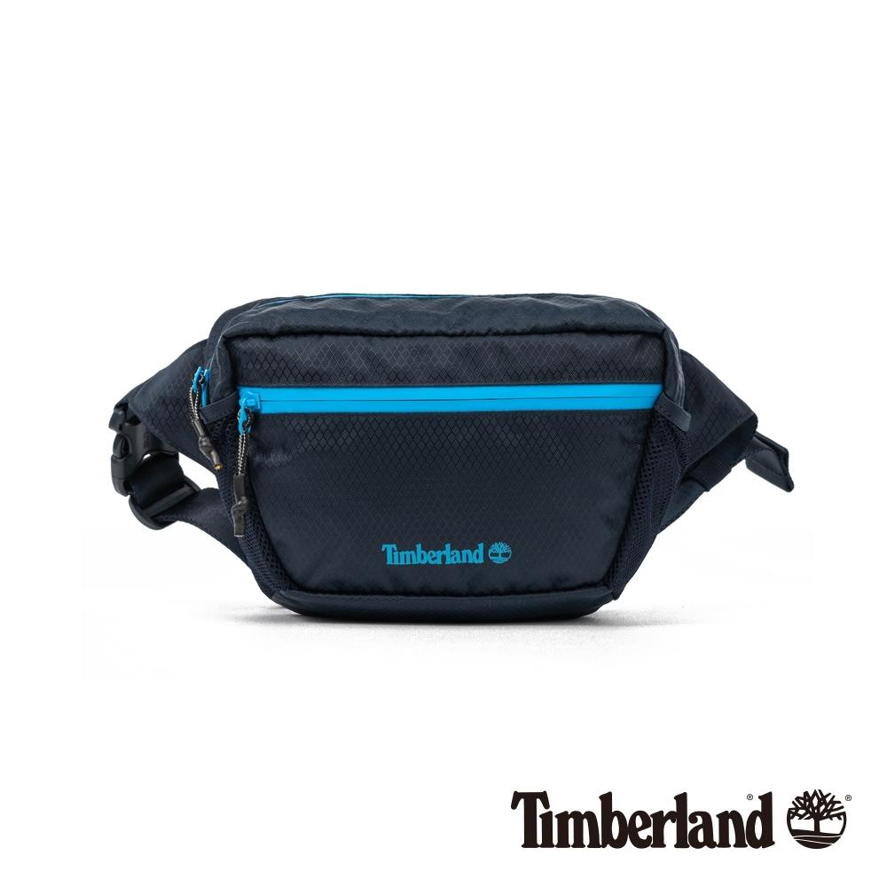 Timberland 中性深寶石藍色休閒腰包|A2EWG