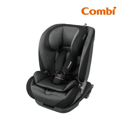 【Combi】Savetrek 2-12歲 ISOFIX 成長型汽車安全座椅