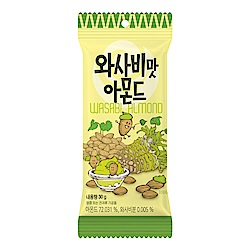 韓國Toms Gilim 杏仁果-芥末味(30g)