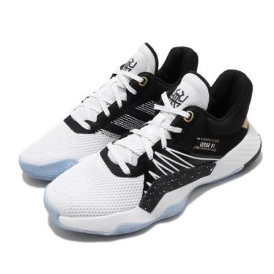 adidas 籃球鞋 D.O.N. Issue 1 大童 女鞋