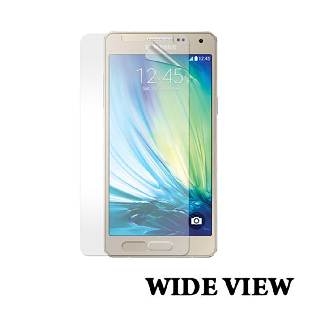 WIDE VIEW 9H鋼化玻璃保護貼 三星 A5(SG-A5H)