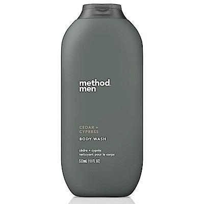 method美則 男仕潔膚露-雪松+落羽杉532ml