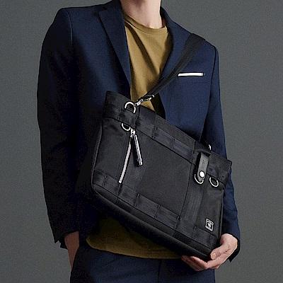 PORTER - 經典新進化NEW HEAT兩用時尚公事包 - 深藍