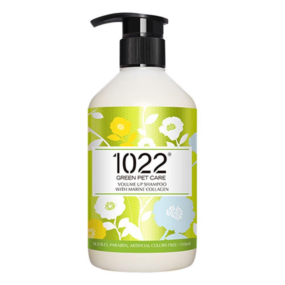 1022 海漾美肌 覆盆莓蓬鬆配方 310ml 兩罐組