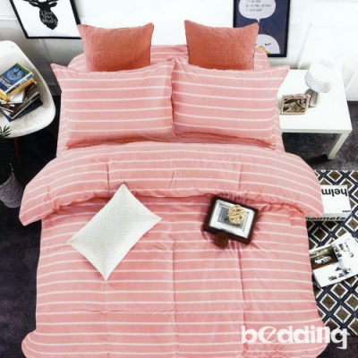 BEDDING-多款-活性印染 特大6x7尺床包三件組