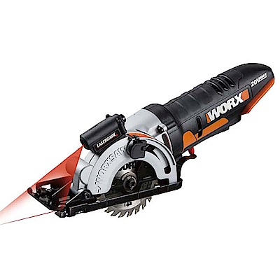 【WORX威克士】WX523(20V鋰電圓鋸機)