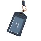 J II 粗礦牛皮直式雙卡證件套-2101-3