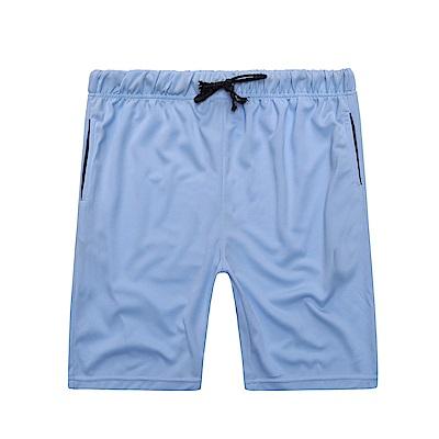 BuyGlasses 簡約配色抽繩休閒短褲