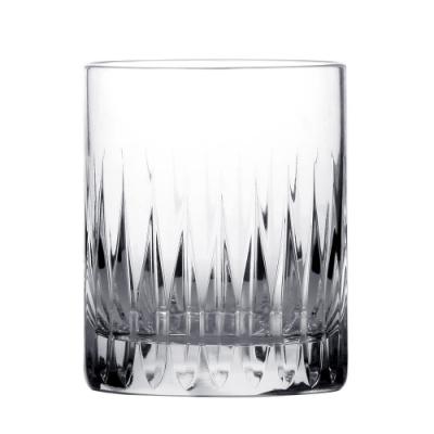 【Royal Duke】Violetta流線威士忌杯300ml(一體成形水晶杯)