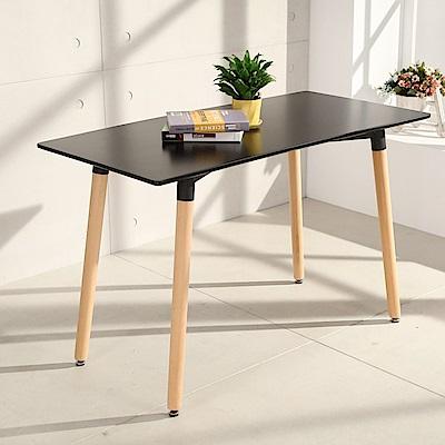 LOGIS邏爵- 自然簡約北歐寬60cm餐桌/ 長桌/ 工作桌/ 書桌/ 休閒桌