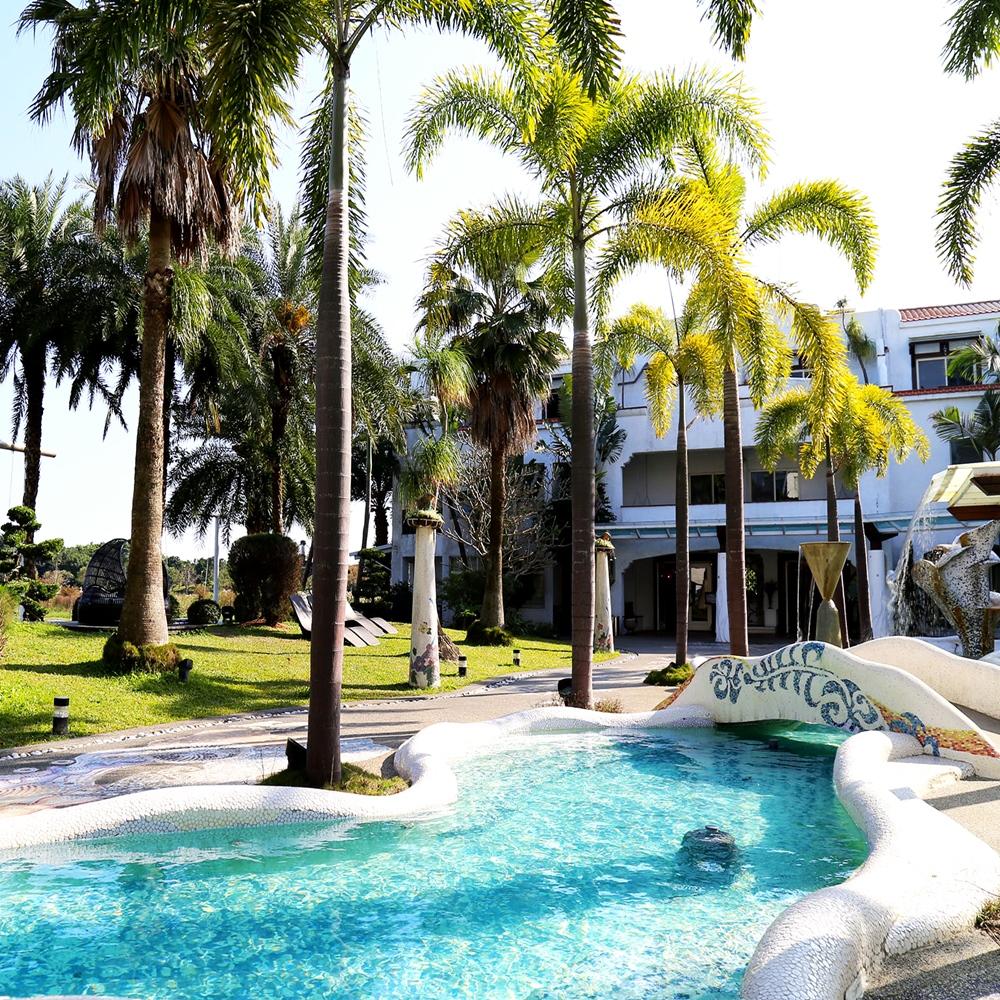 (宜蘭)香格里拉冬山河渡假飯店 雙人豪華套房(含早晚餐) @ Y!購物