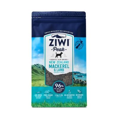 ZiwiPeak 巔峰 96%鮮肉狗糧 鯖魚羊肉 2.5KG