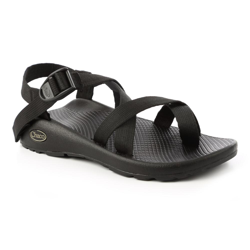 美國Chaco。女 越野運動涼鞋-夾腳款CH-ZCW02H405 (黑)